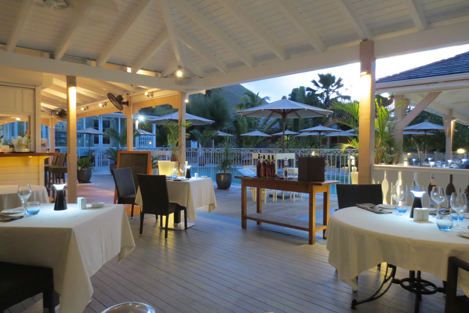 HOTEL SAINT MARTIN LA PLANTATION ORIENT BAY 3*