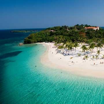 Martinique Diamant Beach